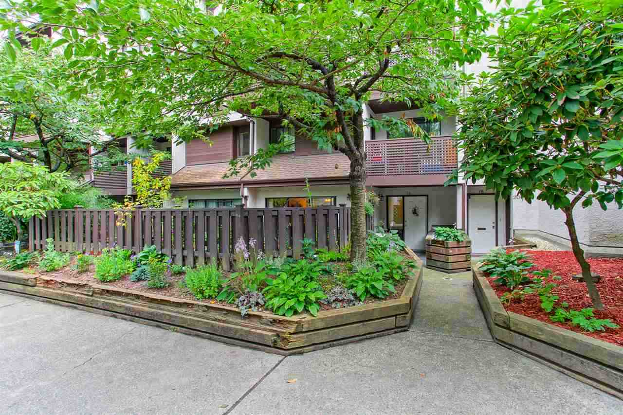 Fraser Mews Condos: 340 Ginger Drive, New Westminster, BC