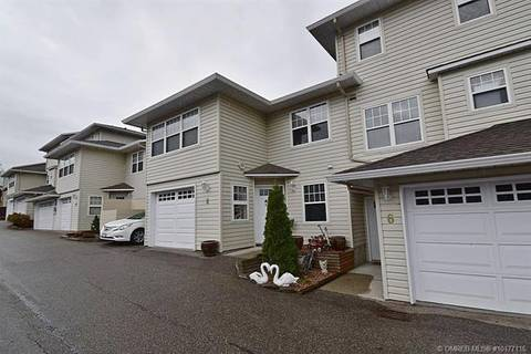 Townhouse for sale at 3485 Rosedale Ave Unit 8 Armstrong British Columbia - MLS: 10177116