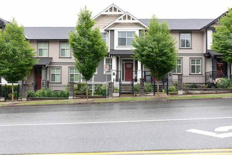 Townhouse for sale at 35298 Marshall Rd Unit 8 Abbotsford British Columbia - MLS: R2371893
