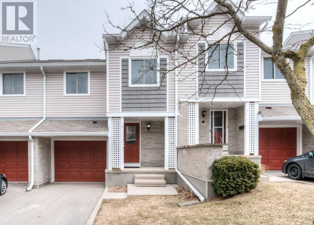 Townhouse for sale at 365 Pioneer Dr Unit 8 Kitchener Ontario - MLS: 30797459