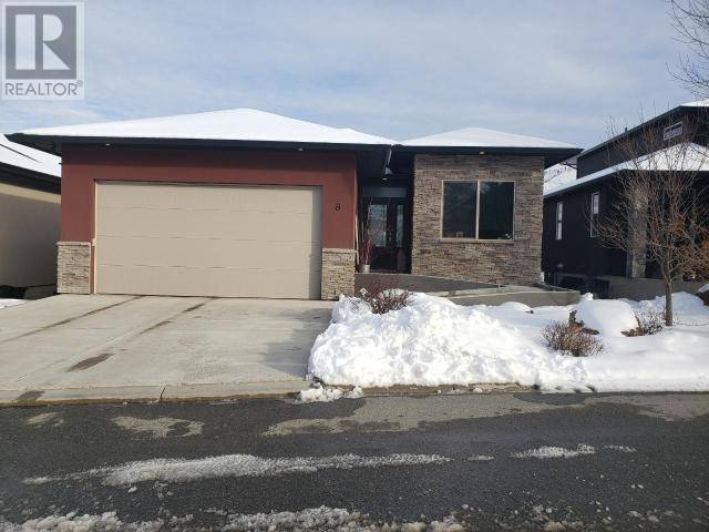 House for sale at 3665 Westsyde Road  Unit 8 Kamloops British Columbia - MLS: 155261
