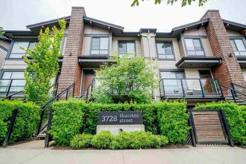 Townhouse for sale at 3728 Thurston St Unit 8 Burnaby British Columbia - MLS: R2472066