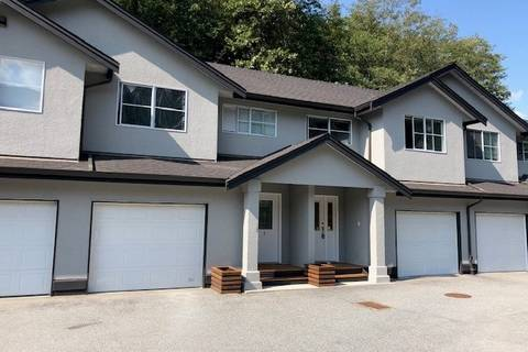 Townhouse for sale at 38247 Westway Ave Unit 8 Squamish British Columbia - MLS: R2365187
