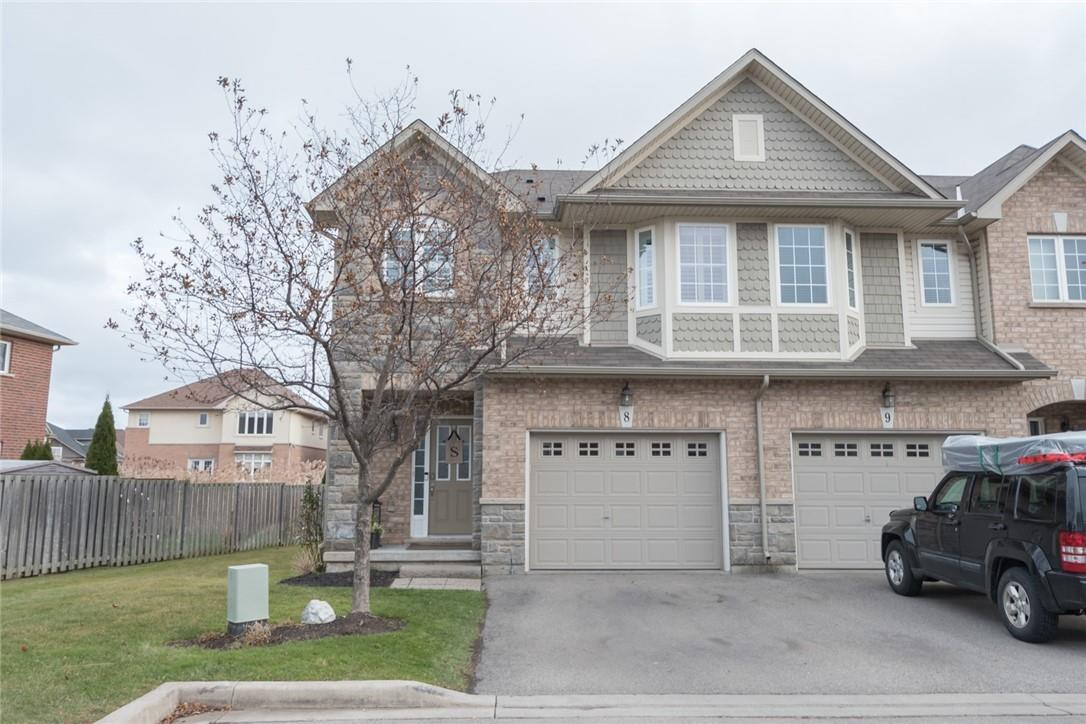 Removed: 8 - 40 Dartmouth Gate, Stoney Creek, ON - Removed on 2020-01-28 04:48:18