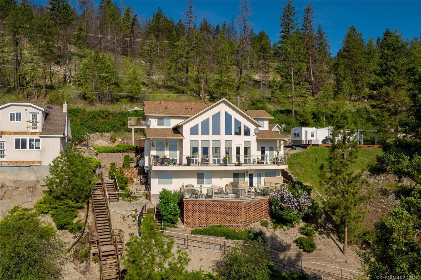 House for sale at 4401 Westside Rd North Unit 8 Kelowna British Columbia - MLS: 10196504