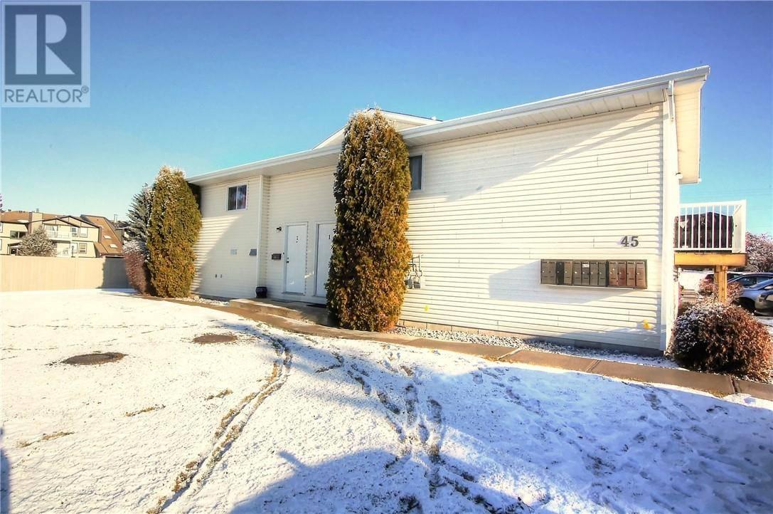 Buliding: 45 Cosgrove Crescent, Red Deer, AB
