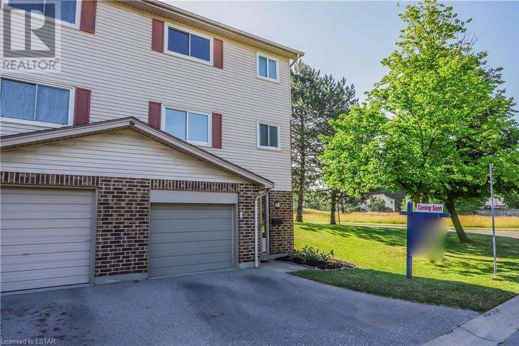 Townhouse for sale at 450 Pond Mills Rd Unit 8 London Ontario - MLS: 270073