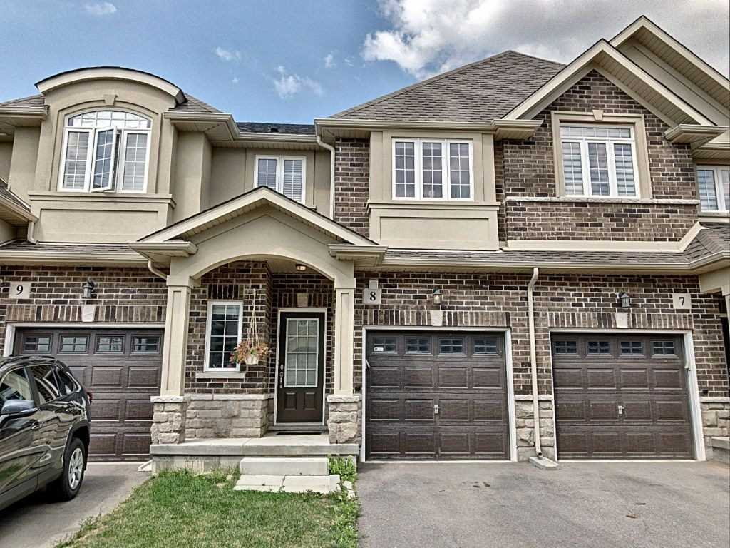 For Sale: 8 - 47 Madonna Drive, Hamilton, ON | 3 Bed, 3 Bath Townhouse for $599900.00. See 13 photos!