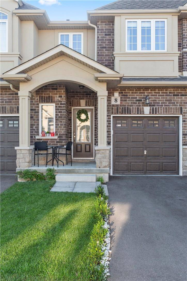 Townhouse for sale at 47 Madonna Dr Unit 8 Hamilton Ontario - MLS: H4060775