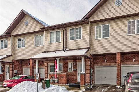 Townhouse for sale at 488 Yonge St Unit 8 Barrie Ontario - MLS: S4696069