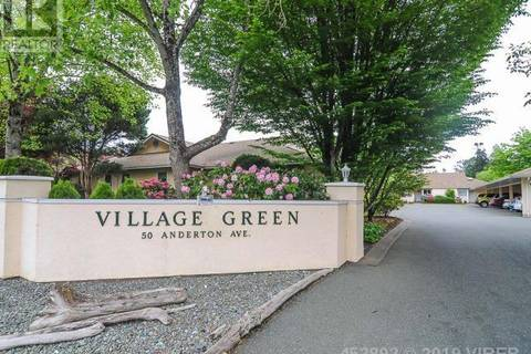 Townhouse for sale at 50 Anderton Ave Unit 8 Courtenay British Columbia - MLS: 452892