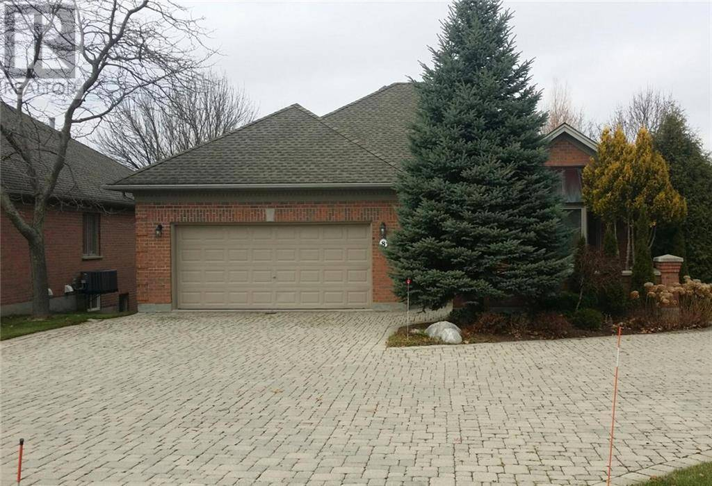 House for sale at 50 Northumberland Rd Unit 8 London Ontario - MLS: 30780368
