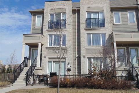 Apartment for rent at 5055 Oscar Peterson Blvd Unit 8 Mississauga Ontario - MLS: W4715816