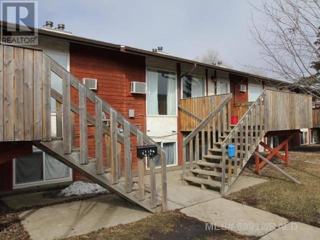 Townhouse for sale at 5105 57th St Unit 8 Lloydminster West Alberta - MLS: 63912