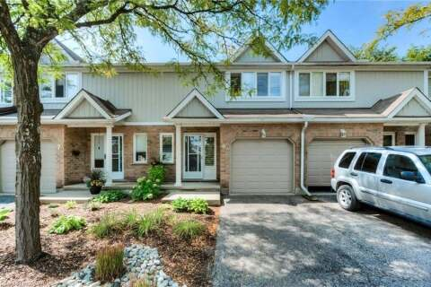 Townhouse for sale at 524 Beechwood Dr Unit 8 Waterloo Ontario - MLS: 40020117