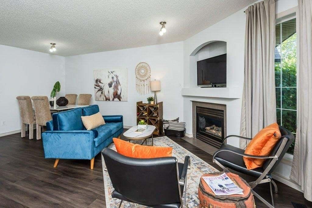 Townhouse for sale at 5281 Terwillegar Bv NW Unit 8 Edmonton Alberta - MLS: E4209942