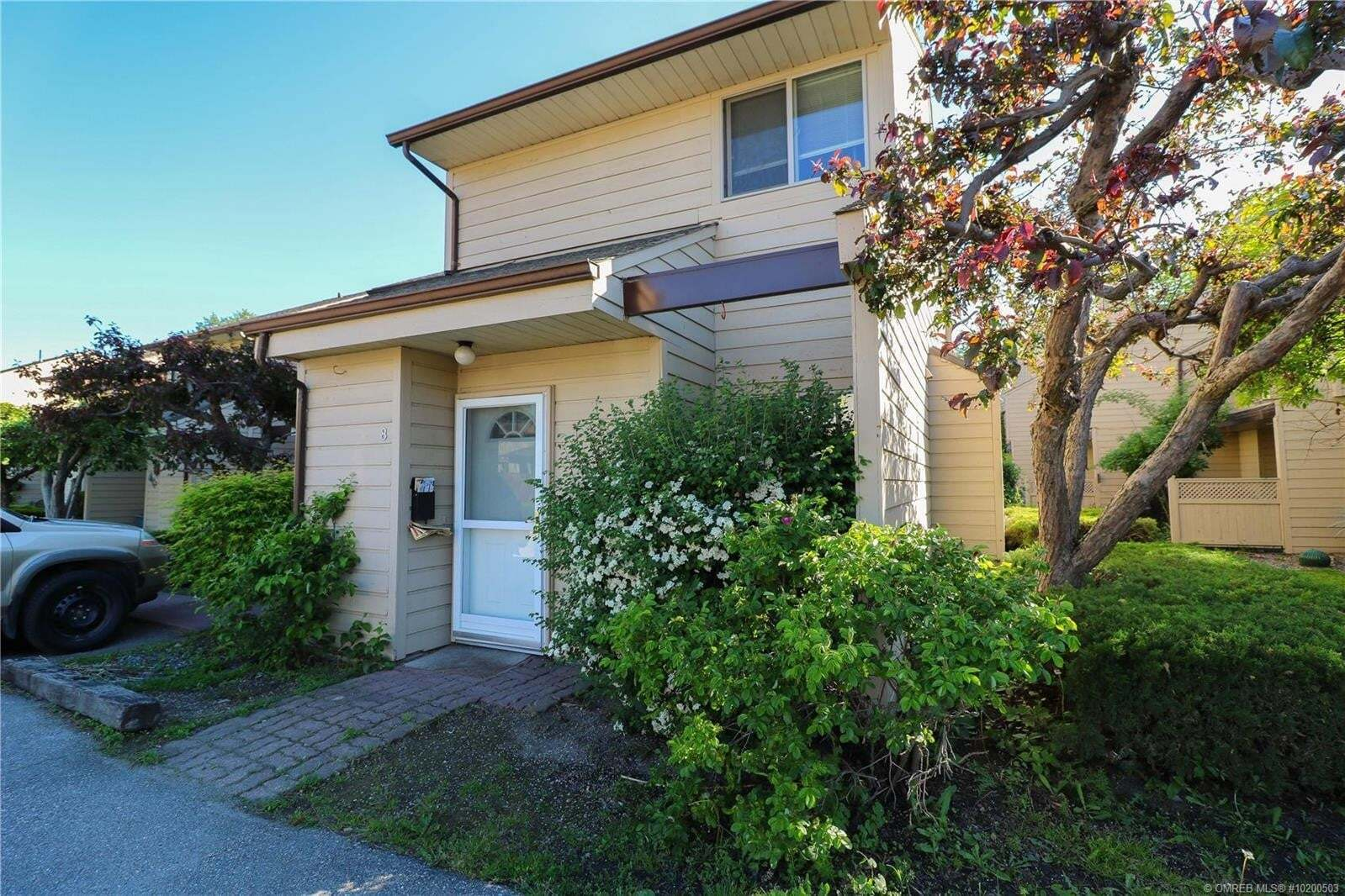 Townhouse for sale at 5300 25 Ave Unit 8 Vernon British Columbia - MLS: 10200503