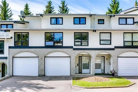Townhouse for sale at 5400 Dalhousie Dr Northwest Unit 8 Calgary Alberta - MLS: C4266105