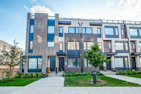 Townhouse for sale at 55 Thomas Mulholland Dr Unit 8 Toronto Ontario - MLS: W4561051