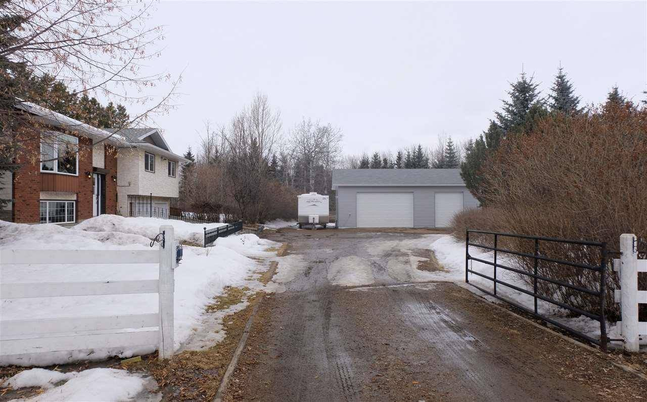 House for sale at 56420 Rge Rd Unit 8 Rural Sturgeon County Alberta - MLS: E4194527