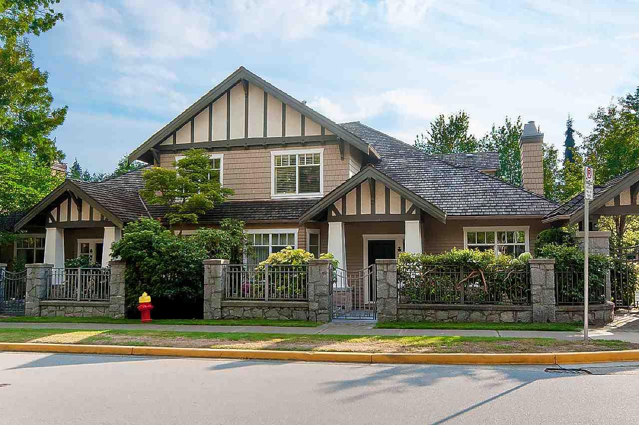 Buliding: 5650 Hampton Place, Vancouver, BC