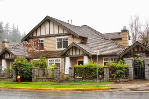 Townhouse for sale at 5650 Hampton Pl Unit 8 Vancouver British Columbia - MLS: R2426279
