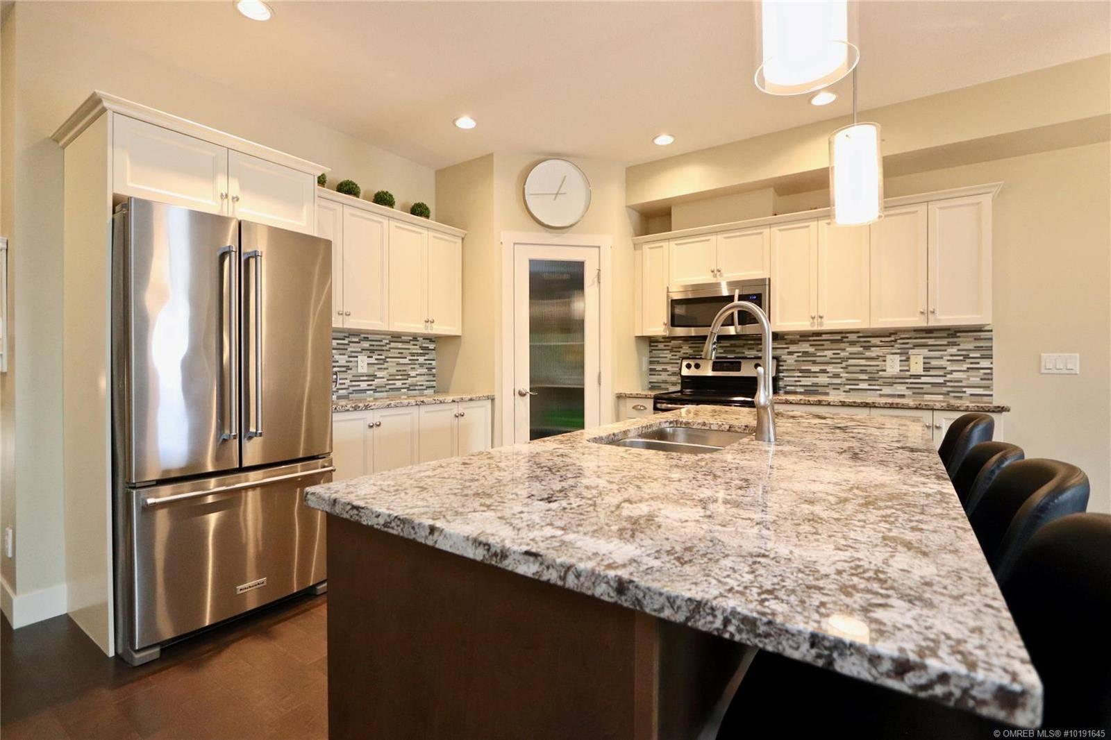 Townhouse for sale at 600 Boynton Pl Unit 8 Kelowna British Columbia - MLS: 10191645