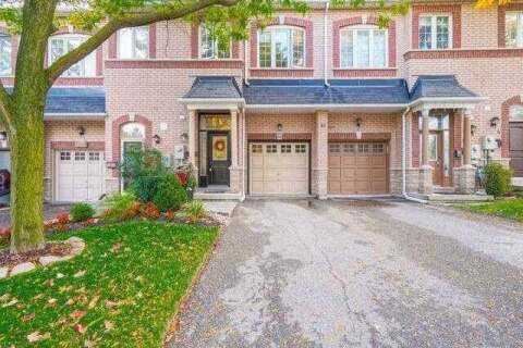 Townhouse for sale at 61 Nelson St Unit 8 Brampton Ontario - MLS: W4956027