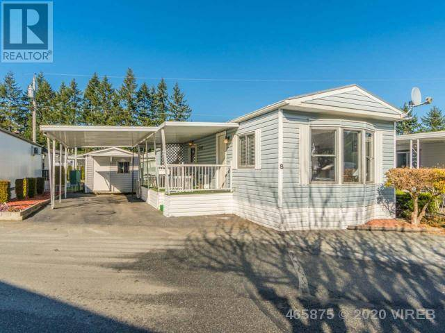 Residential property for sale at 6245 Metral Dr Unit 8 Nanaimo British Columbia - MLS: 465875
