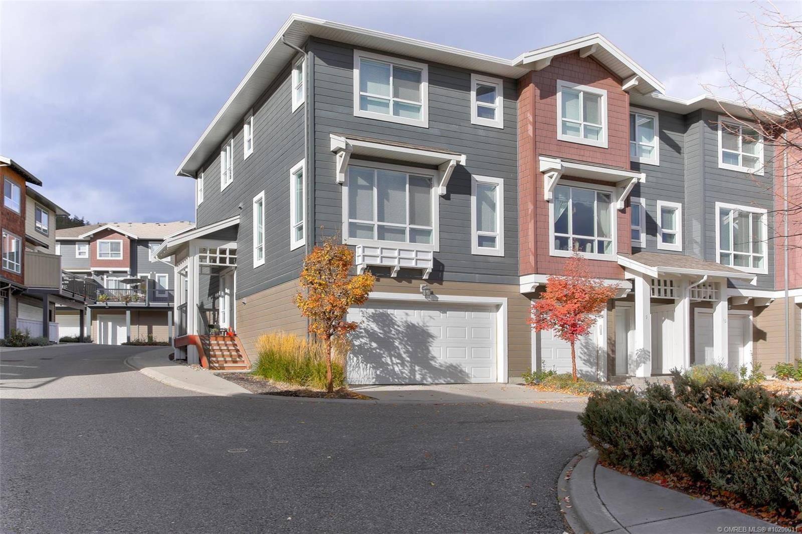 Townhouse for sale at 625 Boynton Pl Unit 8 Kelowna British Columbia - MLS: 10200011