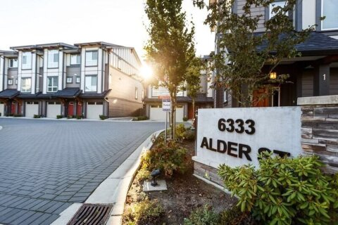 Townhouse for sale at 6333 Alder St Unit 8 Richmond British Columbia - MLS: R2526976