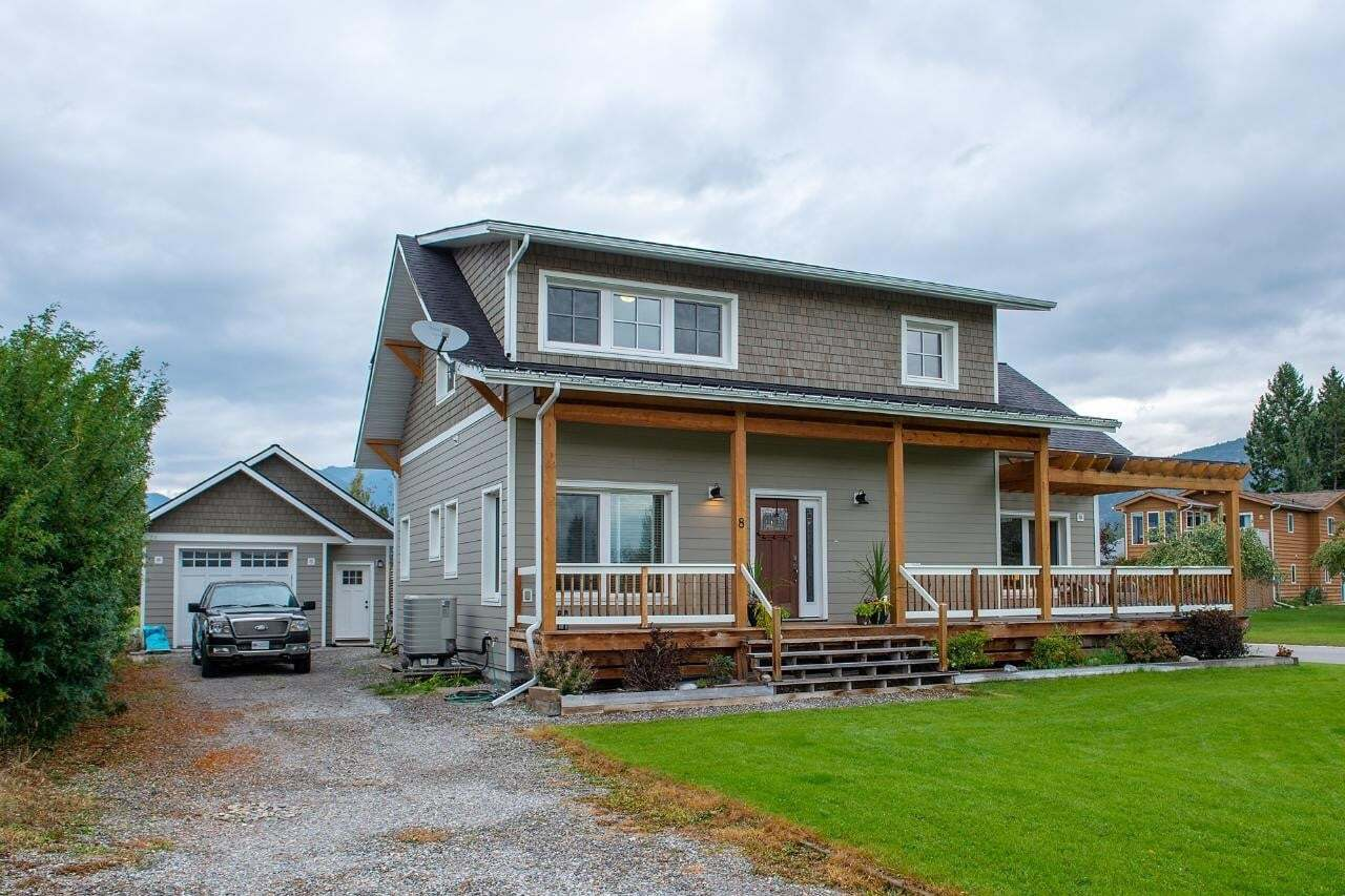 House for sale at 640 Upper Lakeview Road  Unit 8 Invermere British Columbia - MLS: 2452537