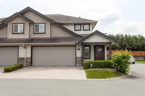 Townhouse for sale at 6449 Blackwood Ln Unit 8 Sardis British Columbia - MLS: R2374764
