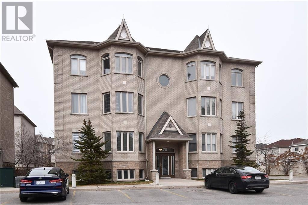 Condo for sale at 70 Briargate Pt Unit 8 Ottawa Ontario - MLS: 1175309