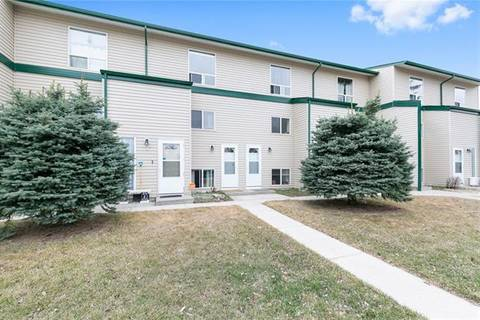 Townhouse for sale at 707 Westmount Dr Unit 8 Strathmore Alberta - MLS: C4239528