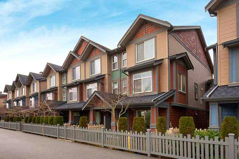 Townhouse for sale at 7121 192 St Unit 8 Surrey British Columbia - MLS: R2436714