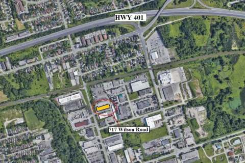 Commercial property for lease at 717 Wilson Rd Apartment #8 Oshawa Ontario - MLS: E4936221