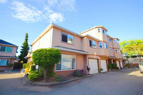 Townhouse for sale at 7171 Blundell Rd Unit 8 Richmond British Columbia - MLS: R2372505