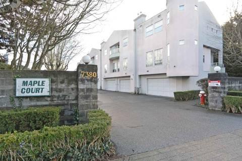 Townhouse for sale at 7380 Minoru Blvd Unit 8 Richmond British Columbia - MLS: R2431139