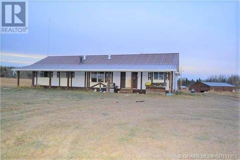 House for sale at 0 Se 8-76-5-w6  Se Unit 8-76-5-W6 Saddle Hills County Alberta - MLS: GP202853