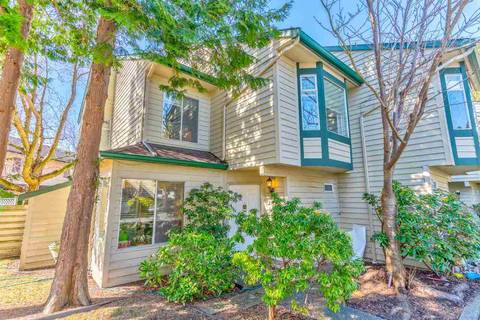 Townhouse for sale at 7611 Moffatt Rd Unit 8 Richmond British Columbia - MLS: R2350747