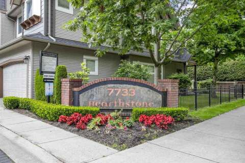 Townhouse for sale at 7733 Heather St Unit 8 Richmond British Columbia - MLS: R2473398