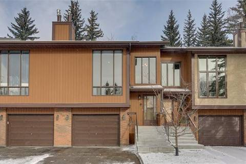 Townhouse for sale at 7900 Silver Springs Rd Northwest Unit 8 Calgary Alberta - MLS: C4274175