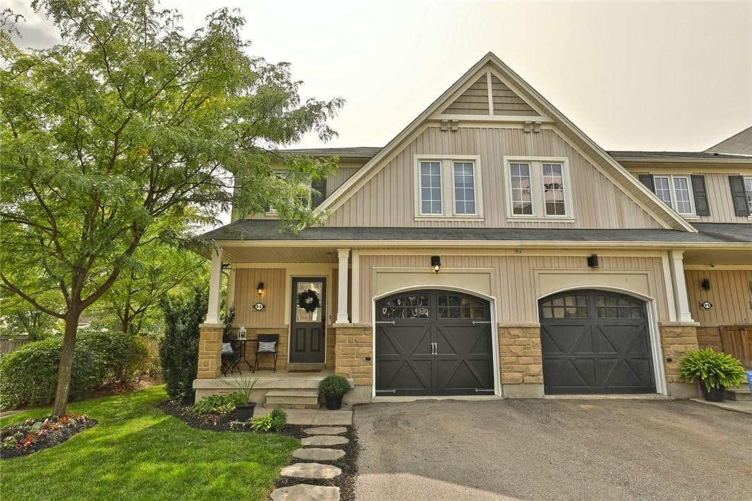 Townhouse for sale at 8 Bradley Ave Unit 8 Binbrook Ontario - MLS: H4088215