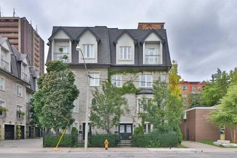 Townhouse for sale at 8 Spadina Rd Toronto Ontario - MLS: C4595834