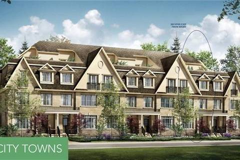 Townhouse for sale at 8 Eaton Park Ln Unit 8 Toronto Ontario - MLS: E4487059