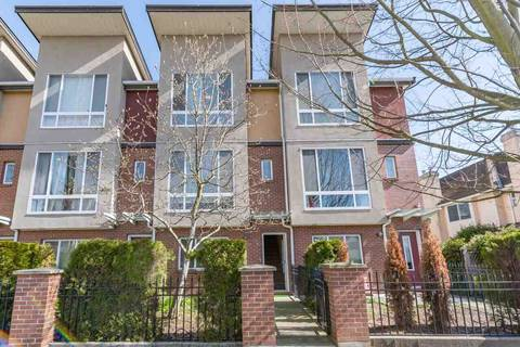 Townhouse for sale at 8088 Spires Gt Unit 8 Richmond British Columbia - MLS: R2348277