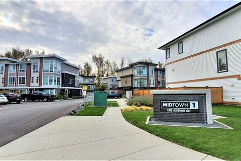 Townhouse for sale at 8413 Midtown Wy Unit 8 Chilliwack British Columbia - MLS: R2408227