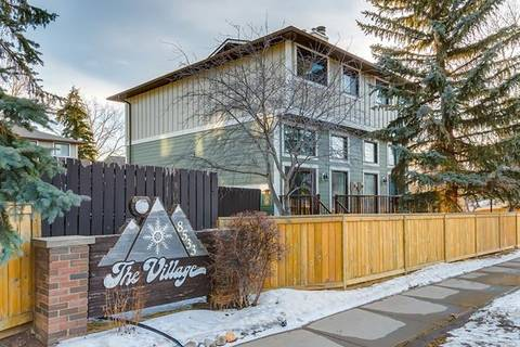 Townhouse for sale at 8533 Silver Springs Rd Northwest Unit 8 Calgary Alberta - MLS: C4291138