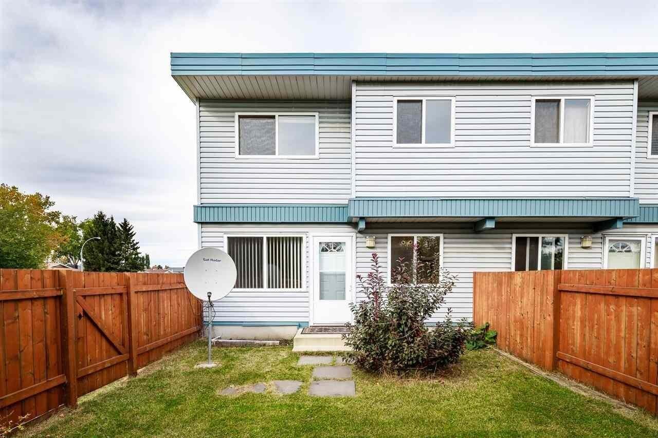 Townhouse for sale at 8717 184 St NW Unit 8 Edmonton Alberta - MLS: E4216049